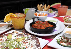 Happy Hour | Photo courtesy of Loteria Grill FIGat7th, Facebook